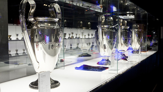 Camp Nou Cups