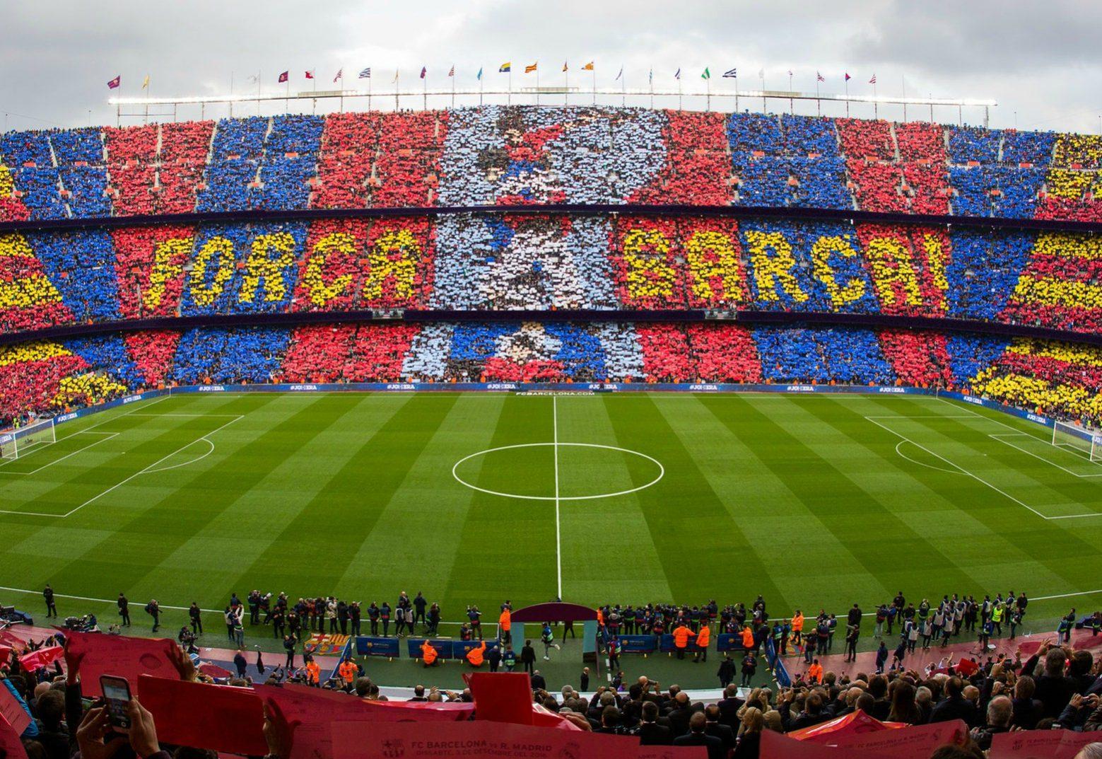 Hotels Close To Camp Nou Barcelona